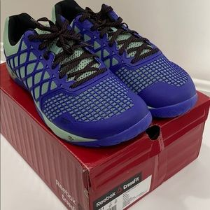 Reebok CrossFit nano 4.0 training shoes size 11